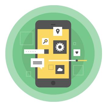 sviluppo applicazioni mobile per IOS, Android e Windows