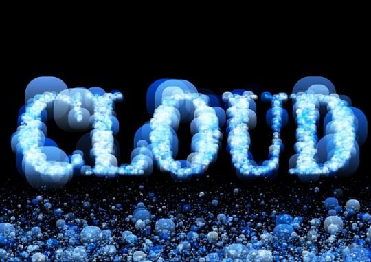 cloud storage, cloud server e cloud email
